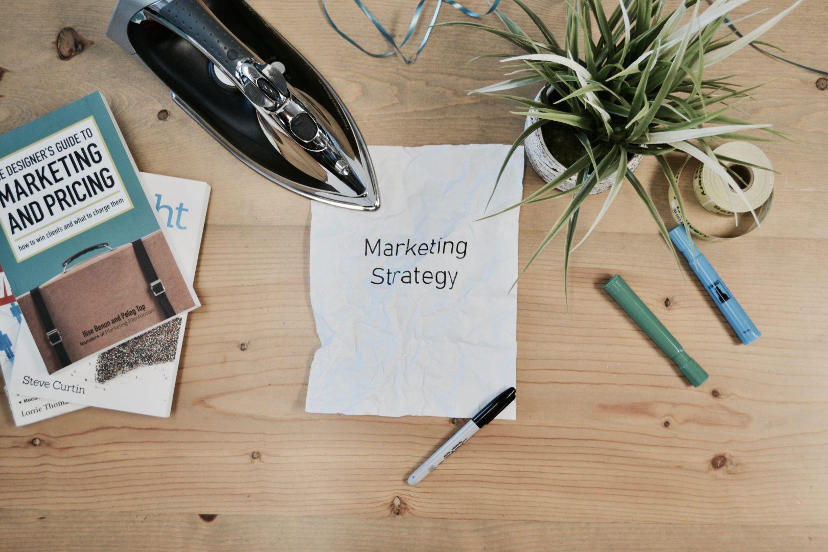 pasos estrategia de contenidos